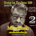 Deep in Techno 188 (26.04.21)