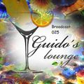 Guido's Lounge Cafe Broadcast#025 Heart Control (20120824)
