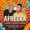 Afreeka with kLEMENZ 14/9/2021 guest: Da Great Damage