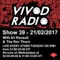 Vivod Radio 039 w The Rev Thorn