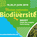 ASSISES NATIONALES DE LA BIODIVERSITE 2019  -  Solutions fondées sur la nature