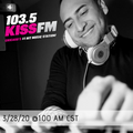 Kiss FM Mix - March 2020