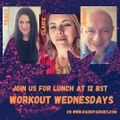 Golf, Diet Coke and Rollerblading - Workout Wednesday with Tracey White, Johnny Parky and DJ Claire