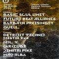 Dimitri Pike @ Tresor Meets Detroit Techno Militia - Tresor Berlin - 19.10.2013
