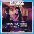 MikiDz Radio October 20th 2020 ft Miss Dj Bliss & Dj Dainjazone