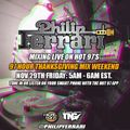 Philip Ferrari LIVE On Hot 97's Thanksgiving Mix Weekend 11-29-19 (Clean)