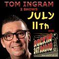 Two Tom Ingram Shows Jul 11th 2021