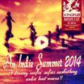 Mixtape KONGFUZI #29: An Indie Summer 2014!!