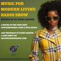 Music For Modern Living Radio Show w/ Nigel Gentry (13/07/17)   blueingreenradio.com