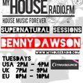 Benny Dawson - Supernatural Sessions -My HouseRadio.FM 19 Jan 2021 (c)