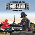 DJ RONSHA & G-ZON - Ronsha Mix #05 (New Hip-Hop Boom Bap Only) Reissue Series