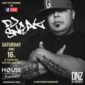 DJ Sneak Live at House Of Frankie HQ Milan