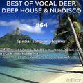 Best Of Vocal Deep, Deep House & Nu-Disco #64 - 05/09/2019