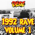 1992 Old Skool Rave (Vol 1) DJ Faydz