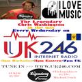 I Love Music Productions presents The Legendary Chris Washington on www.UK246.com