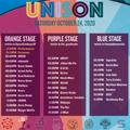 Unison 5 - Edmundo's 3-4pm set at Donner Lake w Burning Hearth