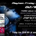 Mayhem Friday Night Live - #DMO Album Special - Shannon McDowell