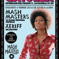Dj Xeriff & Mash Masters - CRIOLLA CARNIVAL PARTY Round 1 (06_02_2016)
