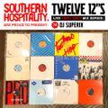 Twelve 12's Live Vinyl Mix: 74 - DJ Superix - Random 80s Rap