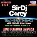 BIG PEOPLE DANCE THROWBACK TUESDAYS JUNE.9.2020