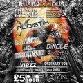 Audistix promo mix for the upcoming rubbadubdub hollween event (30th oct 2k15)