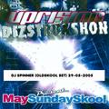 UPRISING vs DIZSTRUXSHON DJ SPINNER MC SPACE (OLDSKOOL SET) 29-05-2005