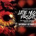 "Framework ""Late Night Frights"" lifeboogie opening set 10-26-19"