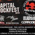 The Capital Rockfest 2019