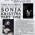Women of our Time - Sonja Kristina Part 1