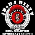 Snapbackfm Jb & Rizzy's Soul-Volution Show 10/04/21