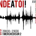 Onde à toi #5 - Radio campus Avignon - 26/03/2014