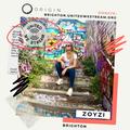 UWS Brighton #022 x Origin Presents - Zoyzi - Zahara