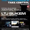 AhZ - Mix for TakeControl w/ LTJ Bukem (2008)