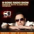 B-SONIC RADIO SHOW #216 by Clubstone