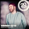 #MixtapeMonday Winner February - DJ AT-80 - Soul Express 7th Anniversary
