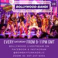 BOLLYWOOD BANDI 2B: Bombay Funkadelic Livestream Every Saturday 9-11pm GMT