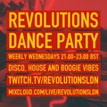 Revolutions Dance Party | Radio Stream #26 - 8th November 2020