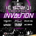 live set from SOZ INVASIOn
