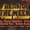 DJ Nola Freak of the Week // One-Year Anniversary