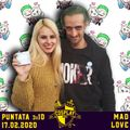 COSPLAYLOG 3.10: Mad love feat. Memmy e Rebe - 17.02.2020