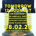 cooldjfrank's Philadelphia Weekend Flava Show #34 All Reggae Classics 080220
