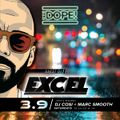 DJ Excel live at NYC Dope! Dance Party W/DJ Cosi and Marc Smooth 3.9.19