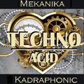 MEKANIKA Techno mix - Kadraphonic