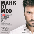 Mark Di Meo Live at House of Frankie HQ Milan - October 25th 2018