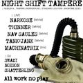 Noison @ Nightshift / UG, Tampere, Finland / 16.8.2014