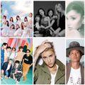 POP 516 (BTS, BLACKPINK, Ariana Grande, Justin Bieber, NiziU, T×T, 平井大, BAD HOP, MAROON 5 etc)