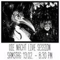 »Die Nacht« Live Session w/ Gregor Wagner #37