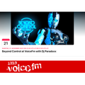 Beyond Control at VoiceFM from 21. November 2020