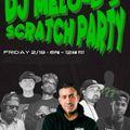 DJ Melo-D's Scratch Party - DJ Cut Chemist
