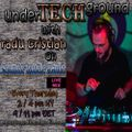underTECHground 037 Live Mix @SoundZ MuZic Radio 07.10.2021